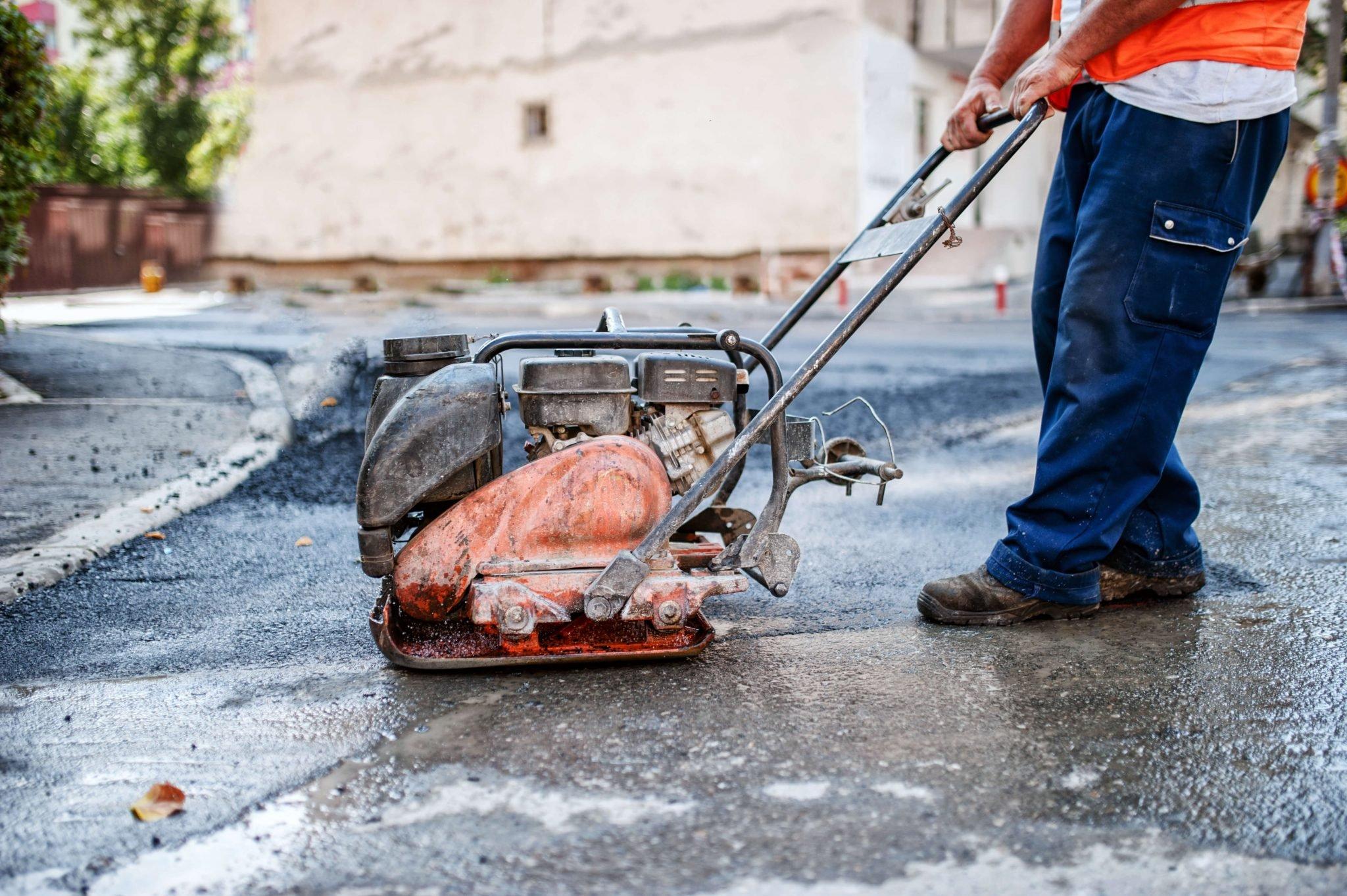 Phoenix Asphalt Removal & Replacement Service